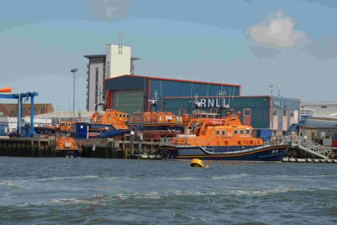 Judgement day for £11m RNLI scheme in Poole