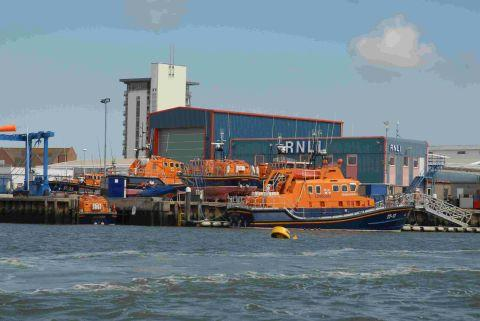 BIG SPENDERS: The RNLI hopes to gain approval from planners for the new £11.2m development