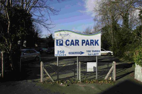 CHARGES: Revenue from car parks such as the Winter Gardens car park, pictured, has made £6.9m during the 2011/12 period