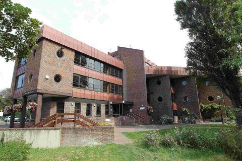 Bournemouth Echo: Christchurch council offices will not be sold