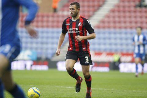 Bournemouth Echo: DEFENDER: Steve Cook