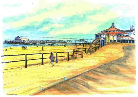 Zip wire 'would ruin look' of Bournemouth Pier