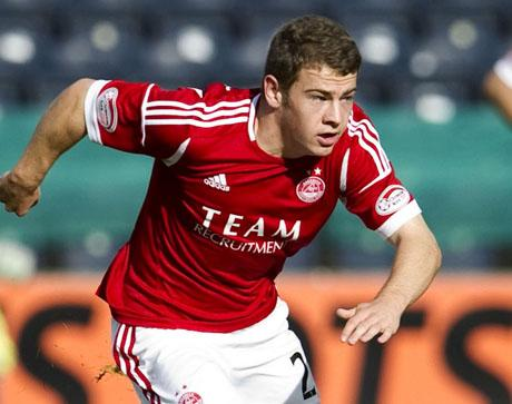 TOP TALENT: Ryan Fraser