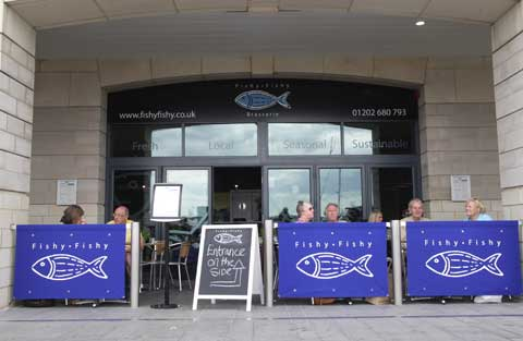 Fishy Fishy goes into administration