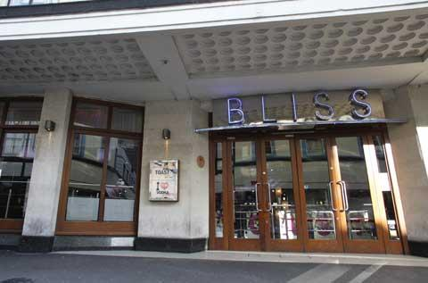 Bliss and Chilli White bars close in Bournemouth