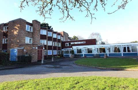 The Heathlands care home