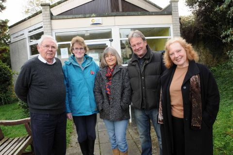 Friends of Charmouth Library
