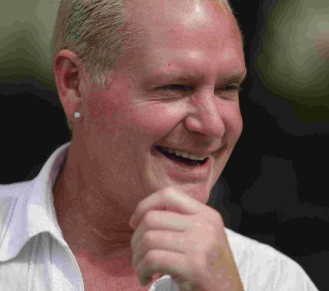 Ex-England star Gazza in hospital after collapsing outside Poole home