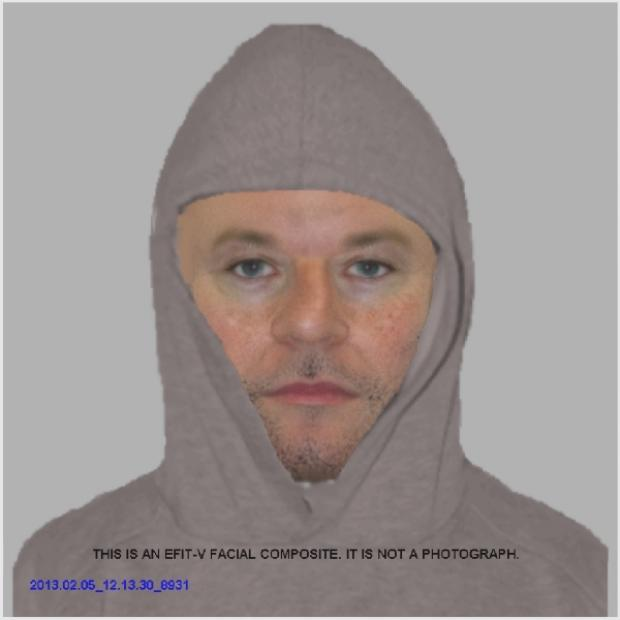 Do you recognise Holdenhurst Road sex attacker?