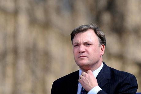 Bournemouth Echo: READY FOR THE FUTURE: Labour's Shadow Chancellor Ed Balls