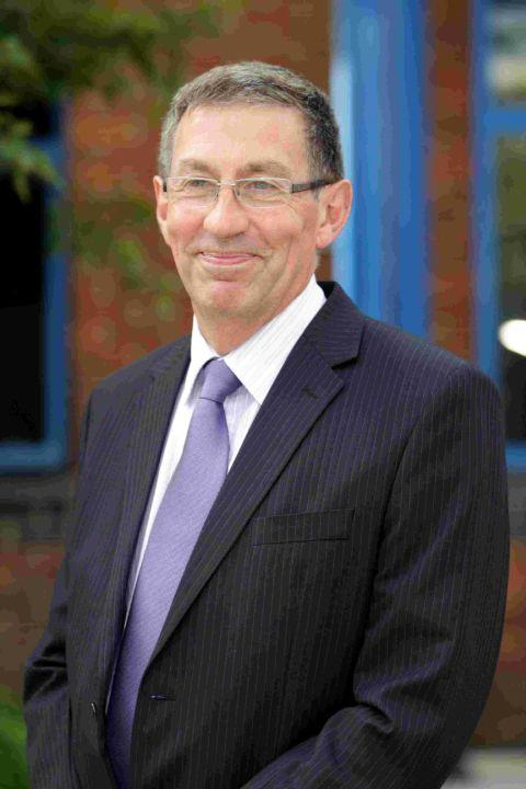 RECOGNITION: Twynham School head teacher Dr Terry Fish