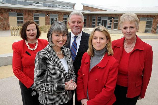Portland Academy takes next step with building handover