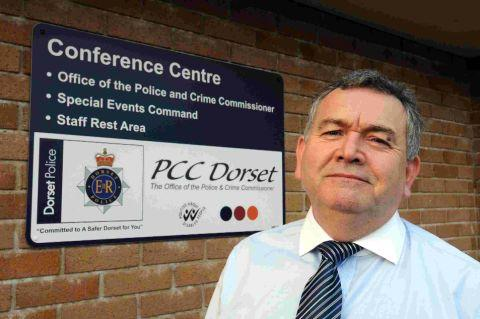 Martyn who? No-one we asked could name Dorset's Police and Crime Commissioner