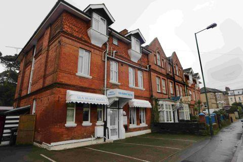 CHANGE: The Lea Hurst Hotel in Frances Road, Boscombe