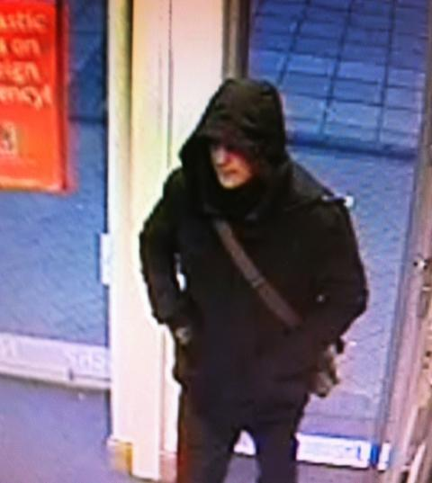 Do you recognise Boscombe robber?