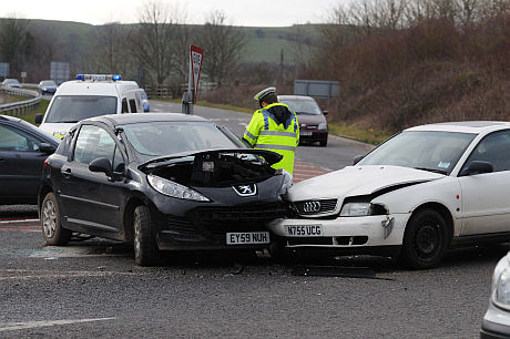 Miles Cross A35 crash renews calls for action on the accident blackspot
