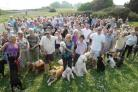 TRIUMPH: Dog owners have overturned council plans