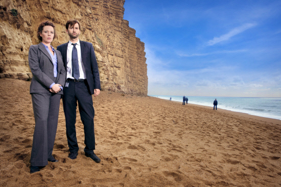 'Why we chose Dorset as perfect location for Broadchurch' say producers
