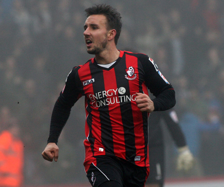 LOAN DEAL: AFC Bournemouth striker Matt Tubbs