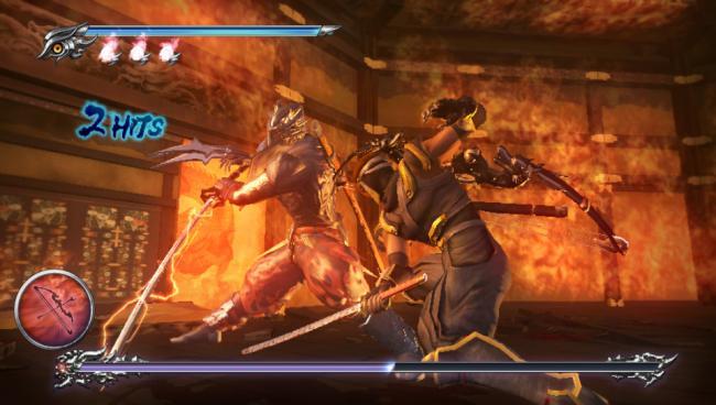 Review Ninja Gaiden Sigma 2 Plus Ps Vita Tecmo Koei