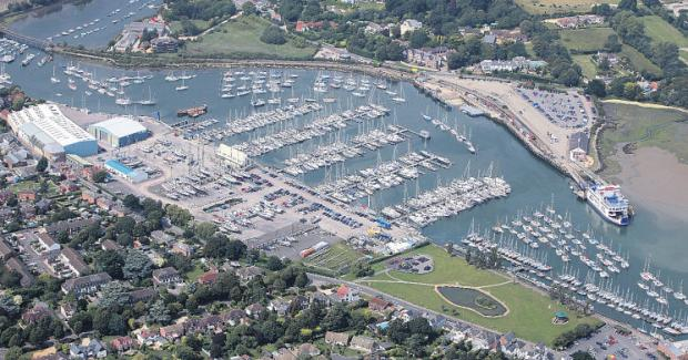 File pic: Lymington