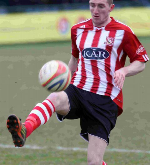NO DEAL: Ex-Sholing striker Lee Wort chose Gosport Borough over Poole Town