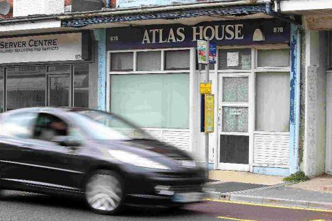 Atlas House on Christchurch Road