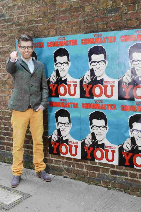 Bournemouth Echo: RECRUITING: Gareth Malone
