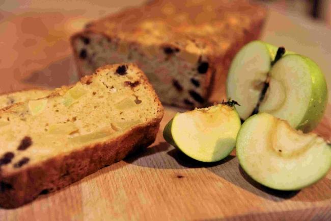 Dorset apple cake recipe loaf tin