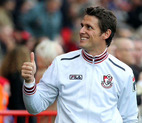 RESPECT: AFC Bournemouth assistant manager Jason Tindall