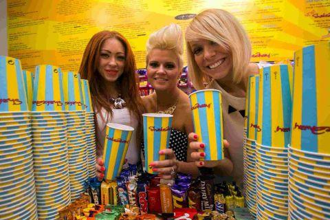 Bournemouth Echo: Atomic Kitten visit Shakeaway
