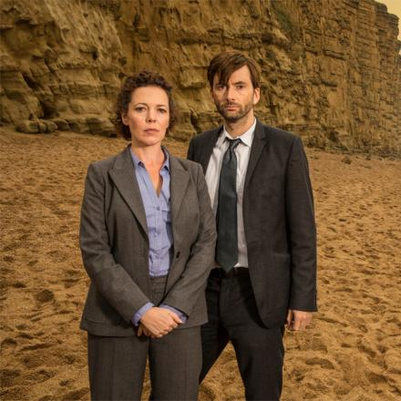 Dorset drama Broadchurch scoops three gongs at BAFTAs
