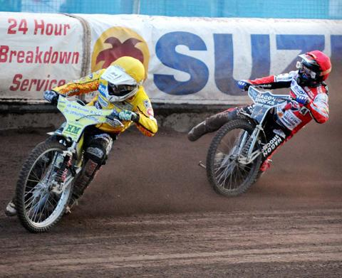 CLOSED: Birmingham in action against Swindon