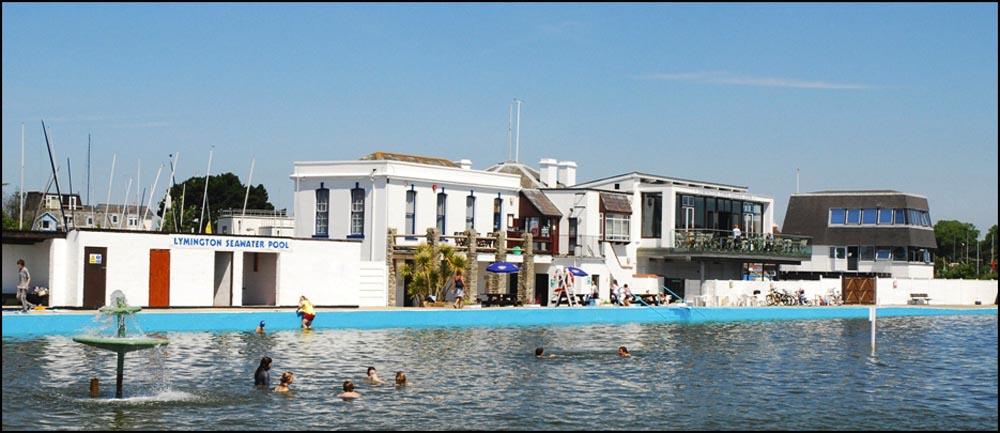计划将Lymington Sea Water Baths交给私人公司引发愤怒