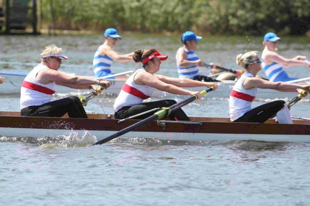 Bournemouth Echo: Crowds flock to Christchurch Regatta