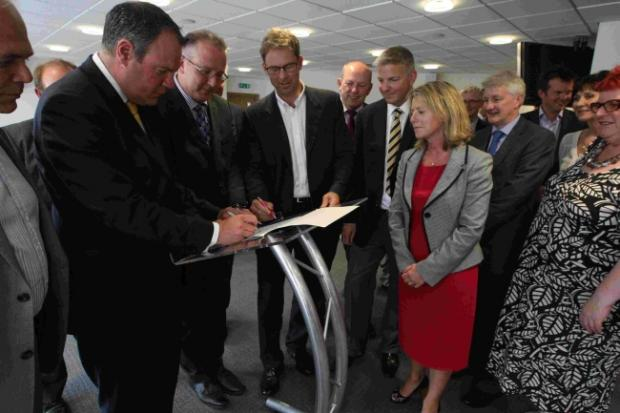 We'll make Bournemouth a Silicon Beach, pledge businesses