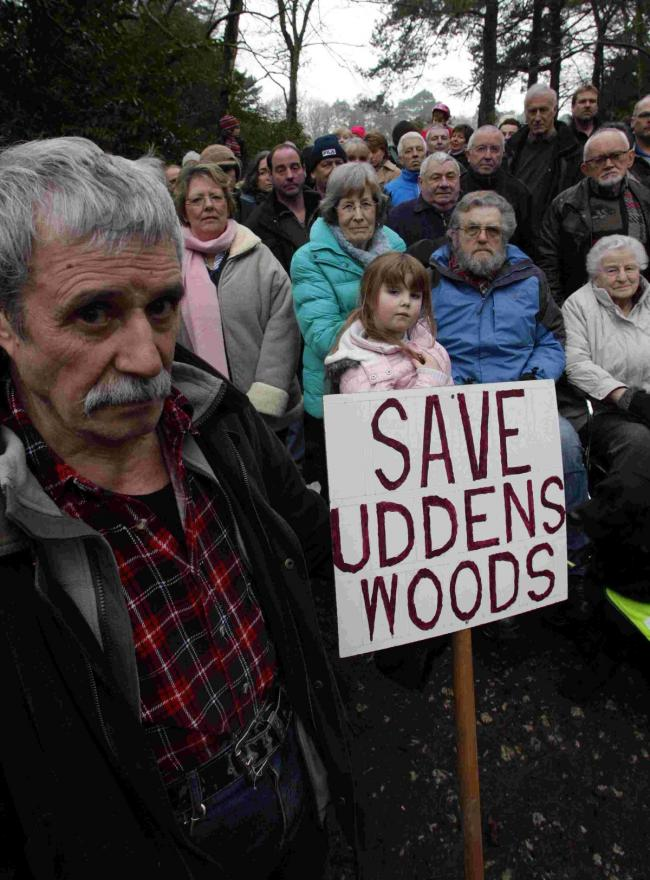 Residents gear up for fight against traveller site