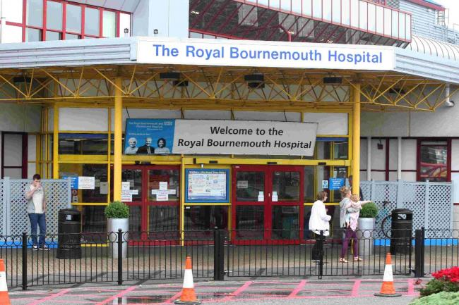 A bitter pill: Commission blocks Bournemouth and Poole hospital merger - on day NHS chief warns more centralisation is vital for future of services