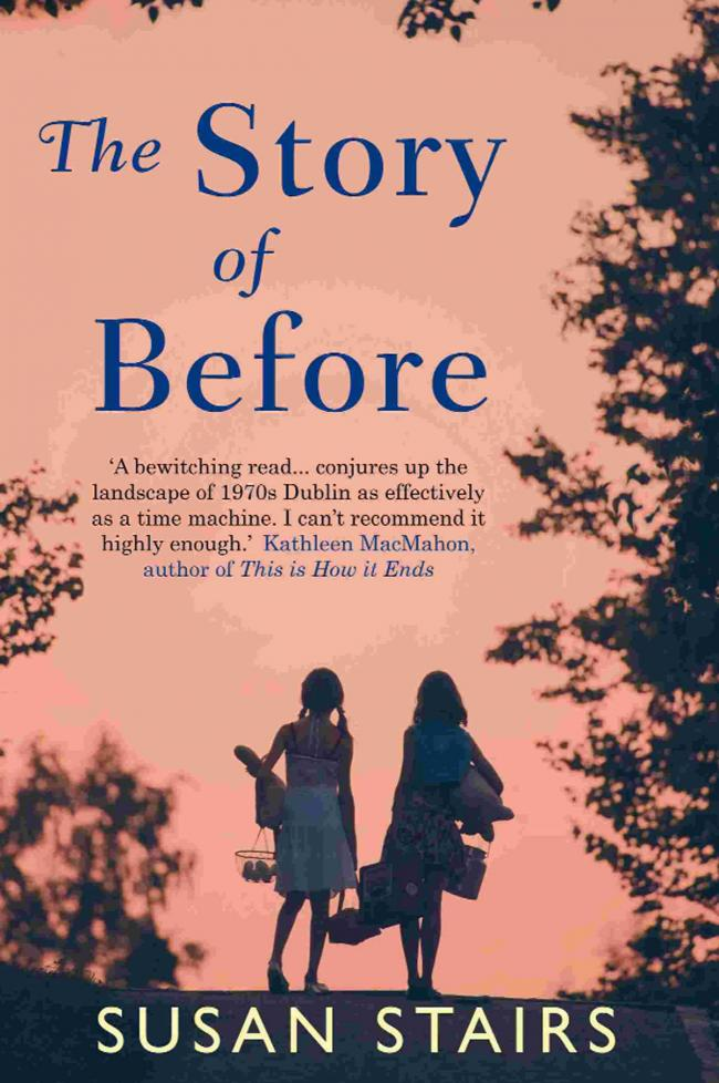 Release of the Week: The Story of Before by Susan Stairs Corvus