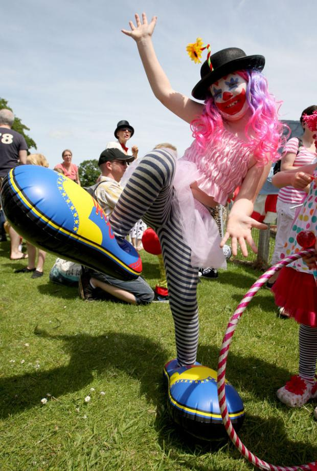 Bournemouth Echo: Verwood Carnival 2013