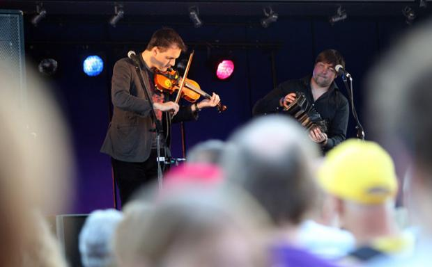 Bournemouth Echo: Folk on the Quay Festival 2013