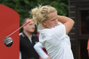 Golf: Mixed fortunes for Davis in Astor Trophy