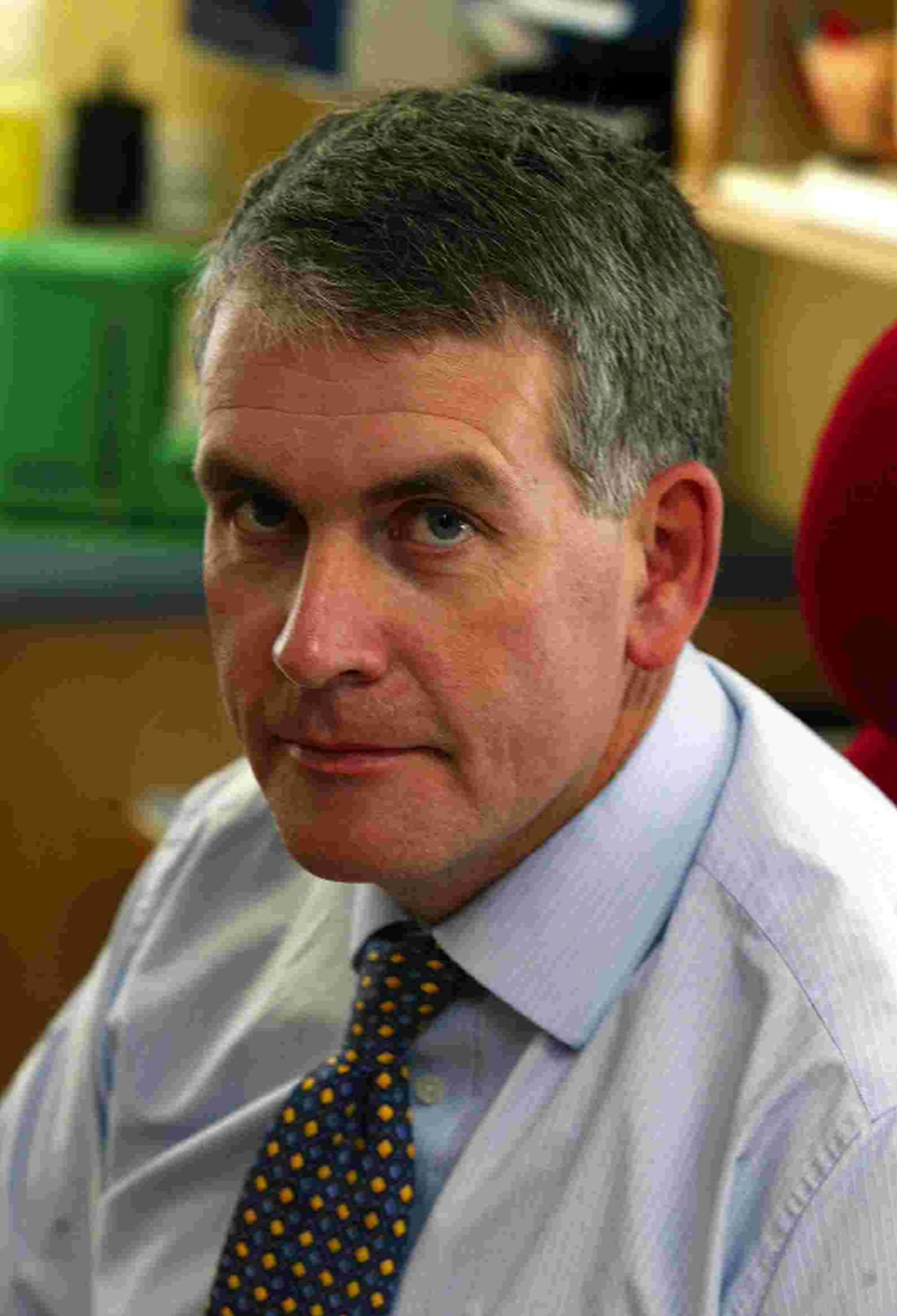 'SERVICES WILL BE CUT': Dr Nigel Watson GP