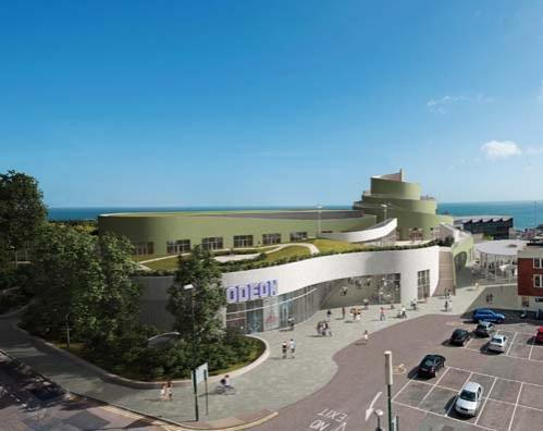"""""""Deep disappointment"""" over changes to Nautilus cinema and restaurant complex plans"""