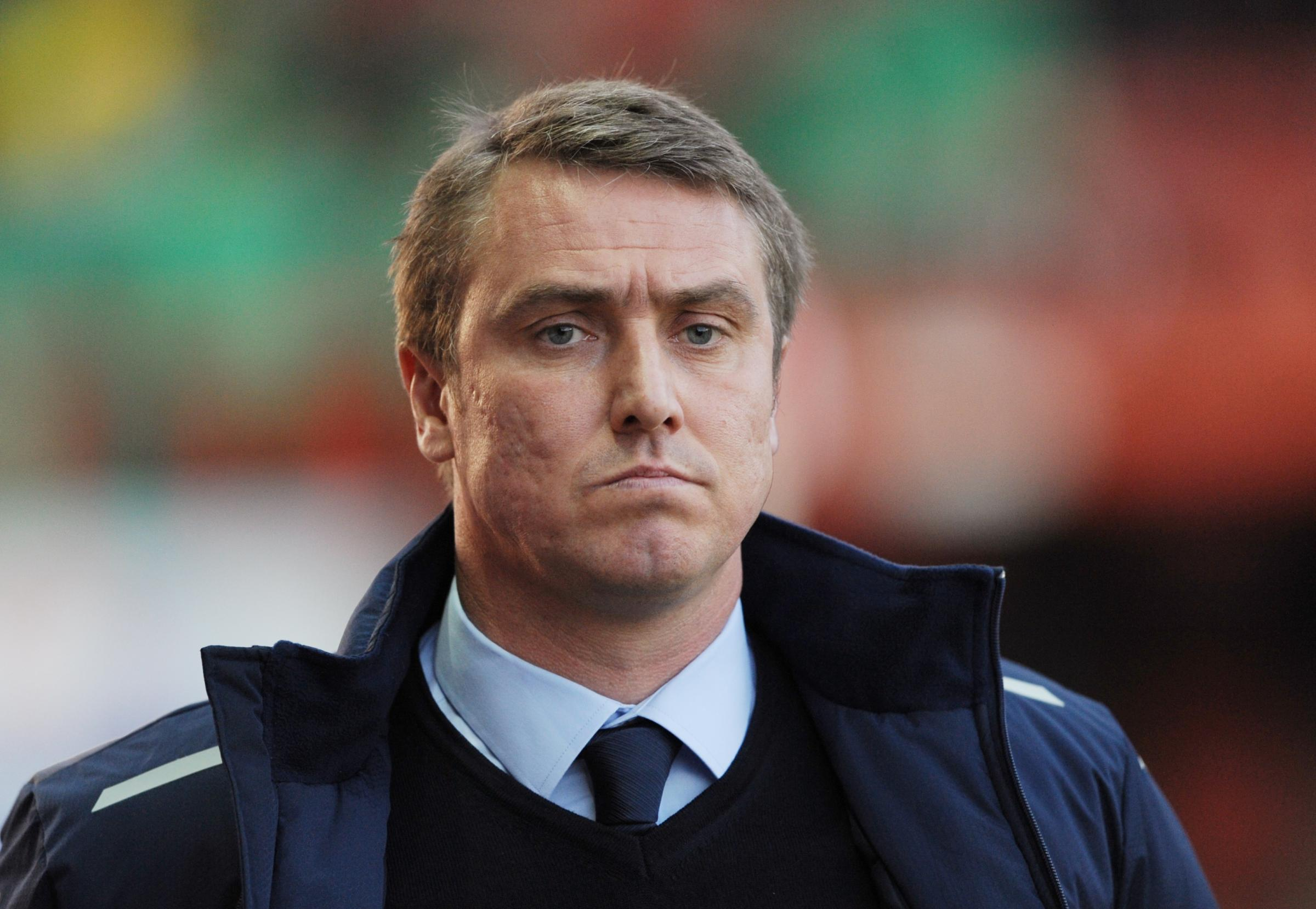 PLENTY TO THINK ABOUT: Lee Clark