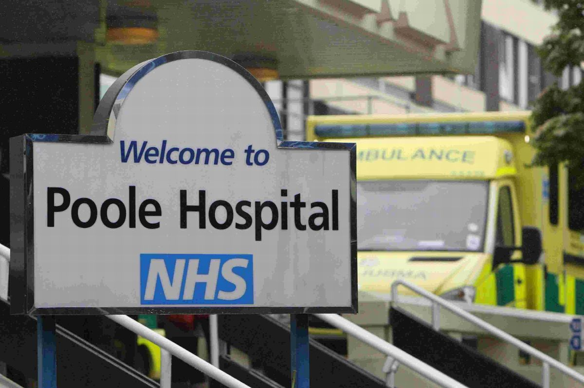 Poole hospital patients able to rate care online