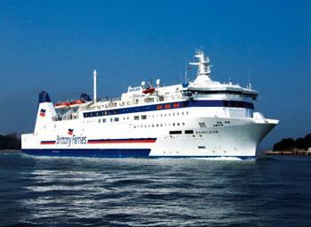 OFFER: Breaks to France with Brittany Ferries from *£12 per person, return!