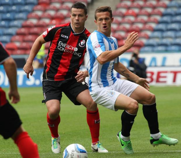 NEW DEAL: Cherries defender Ian Harte