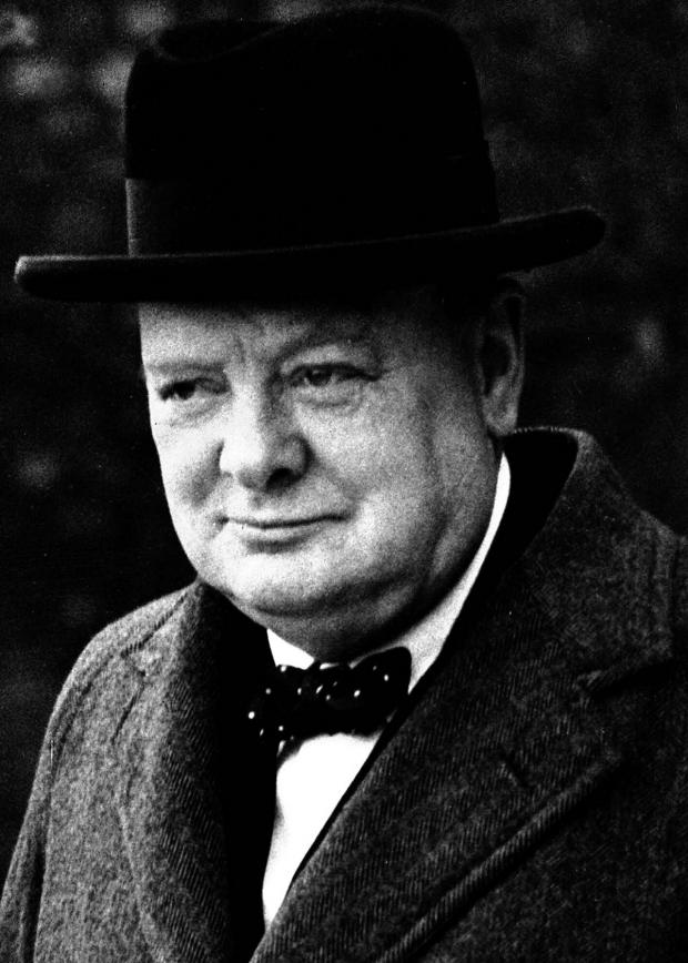Bournemouth Echo: Famous Masons include Sir Winston Churchill