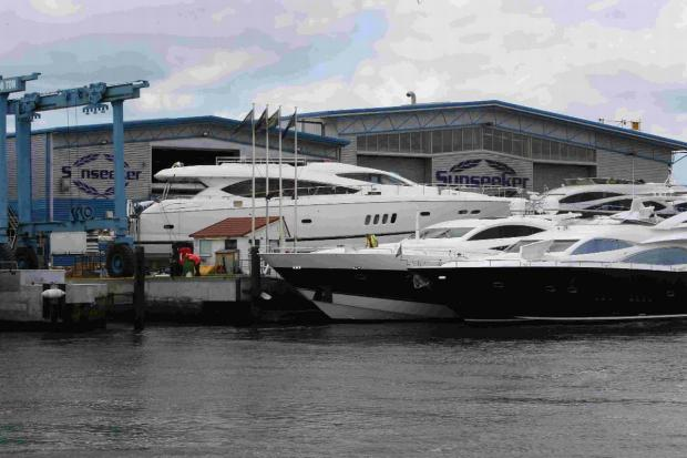 Sunseeker 'looking at boatbuilding base in Southampton' - but it will not affect Poole operations
